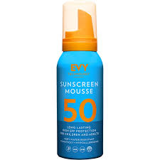 Evy Technology Sunscreen Mousse SPF 50