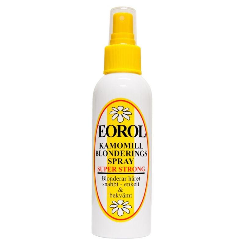 Eorol Blonderingsspray