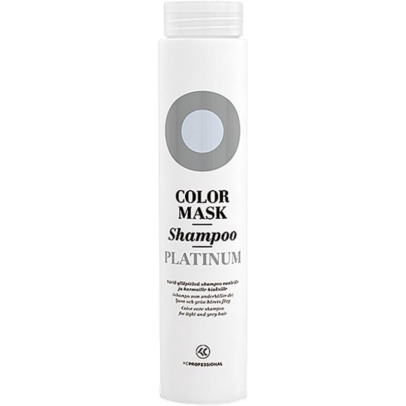 KC Professional Color Mask Shampoo Platinum Silver