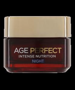 L'Oreal Age Perfect Intense Nutrition Rich Night Cream