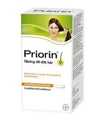 tjockare hår vitaminer