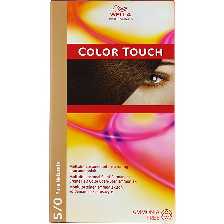 Wella Color Touch Pure Naturals